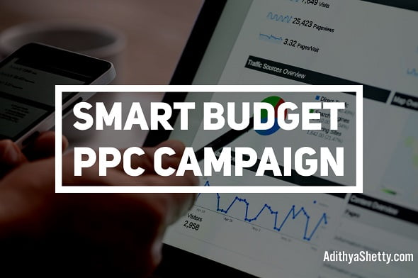 Smart Budget PPC Campaign