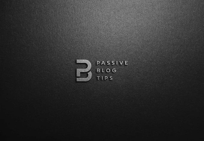Passive Blog Tips logo