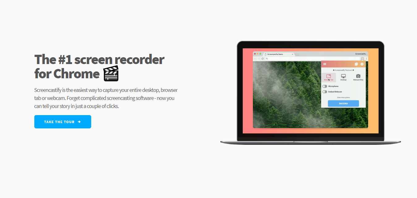screen record online